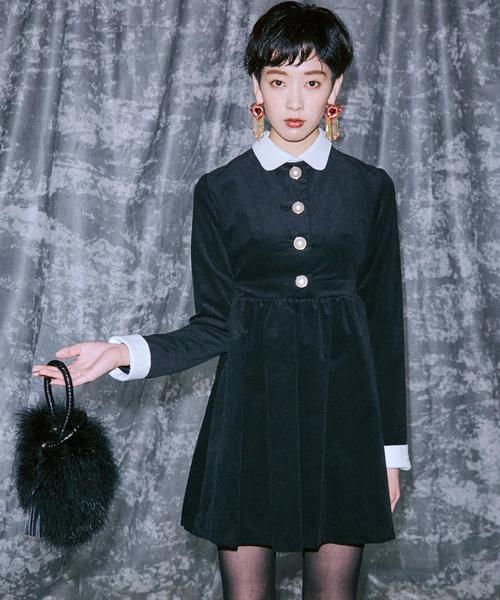 激安正規  Doll Dress(ワンピース) PAMEO POSE(パメオポーズ)のファッション通販, binabino:ba915f4b --- 5613dcaibao.eu.org