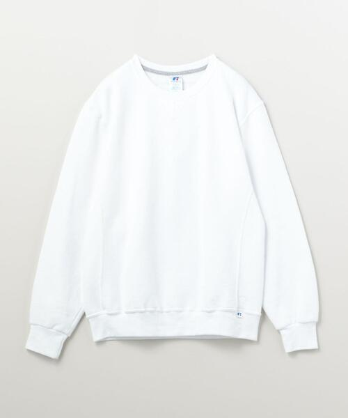 RUSSELL ATHLETIC × UNITED ARROWS & SONS ESSENTIAL CREW SWEAT