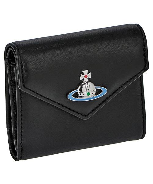 Vivienne Westwood MINI WALEET EMMA ヴィヴィアンウエストウッド 三つ折り財布
