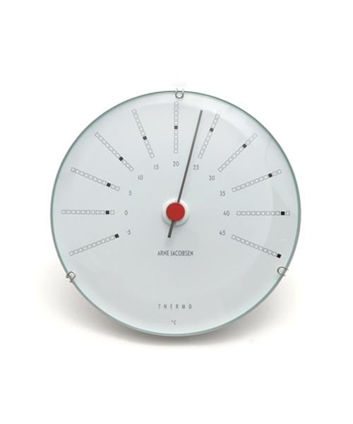 Arne Jacobsen / アルネ·ヤコブセン   Clock 温度計 43687(Thermometer)