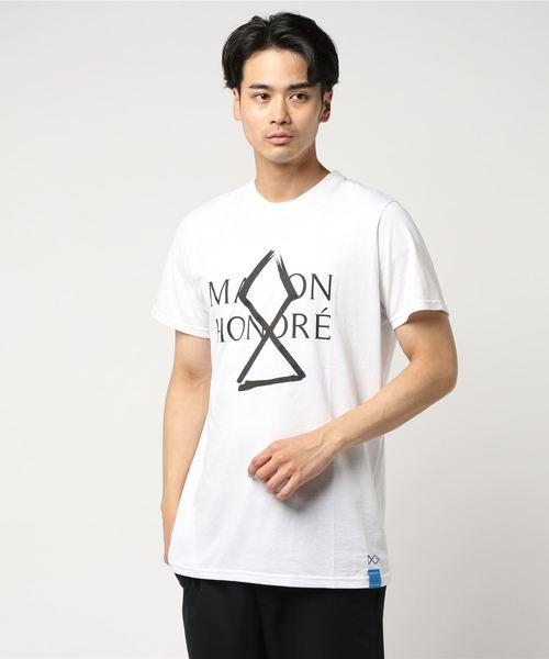MAISON HONORE(メゾンオノレ)の「T-Shirt Jessica White(Tシャツ/カットソー)」|ホワイト