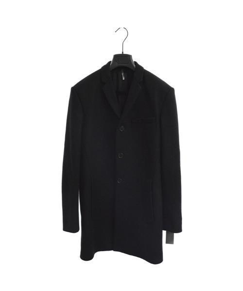 激安通販 【ブランド古着 Christian】ウールシングルチェスターコート ロングコート(チェスターコート)|Christian Dior(クリスチャンディオール)のファッション通販 - USED, S&C Style:53b826de --- dpu.kalbarprov.go.id