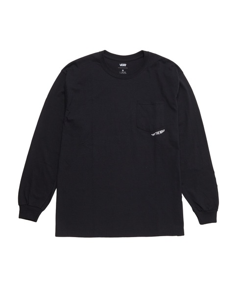 LONG SLEEVE T-SHIRT【N.HOOLYWOOD × VANS】