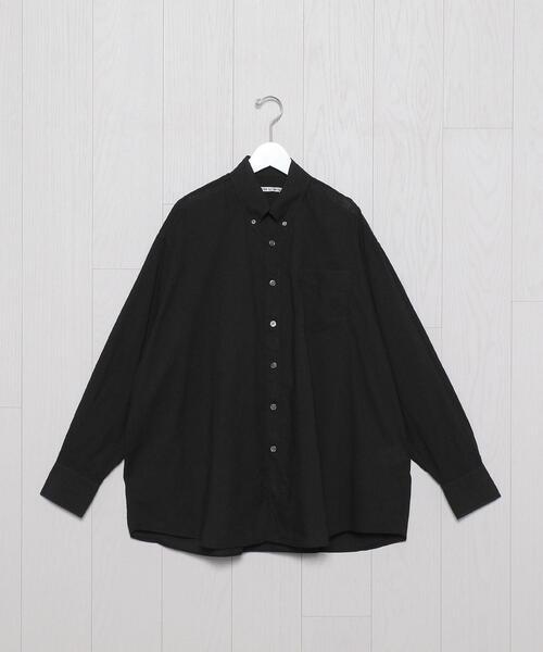 <OURLEGACY>BLACK SHIRT/シャツ.