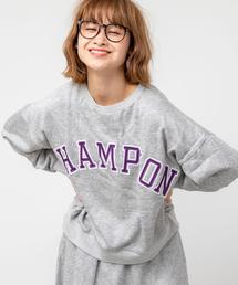 Champion(チャンピオン) クルーネックスウェット