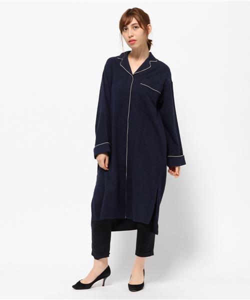 【超安い】 MidiUmi パジャマロングシャツ(シャツワンピース)|MidiUmi(ミディウミ)のファッション通販, LG生活健康海外直営店:d60cc633 --- hausundgartentipps.de