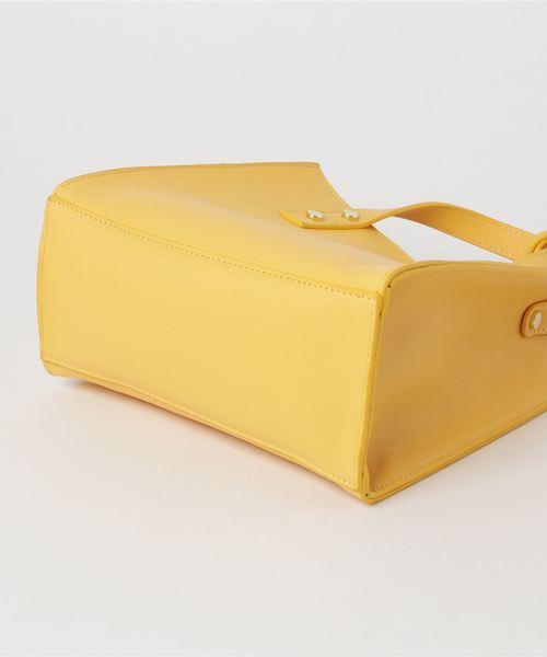 スプリットレザー 2WAYミニトートバッグ