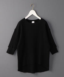 <6(ROKU)>THERMAL CREW NECK 6SLEEVE 3/サーマル