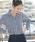 coen(コーエン)の「【LEE4月号掲載・定番アイテムがリニューアル】2WAYカシュクールシャツ(シャツ/ブラウス)」 ブラック