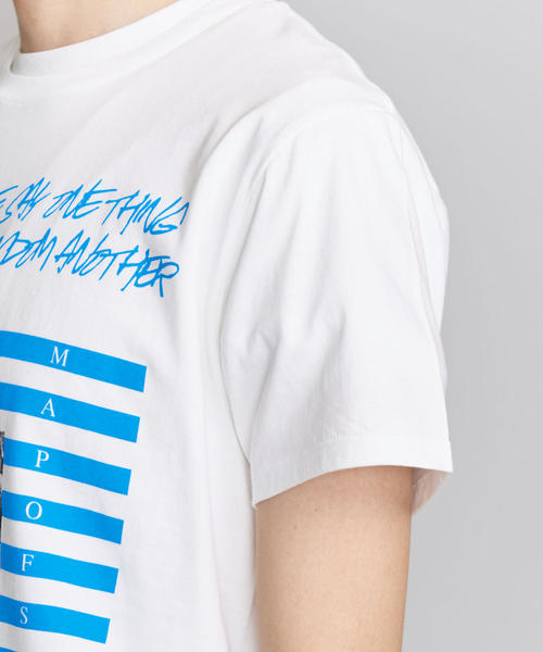 <MAP OF SKY> TRIP TEE/Tシャツ