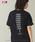 ジョジョの奇妙な冒険(ジョジョノキミョウナボウケン)の「【ジョジョの奇妙な冒険】ブローノ・ブチャラティ/エクスクルーシブスタンドTシャツ/JOJO(Tシャツ/カットソー)」|ブラック