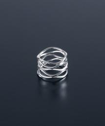 YArKA(ヤーカ)の【YArKA/ヤーカ】siver925 randam pole ring[rpr]/不揃いリング シルバー925(リング)