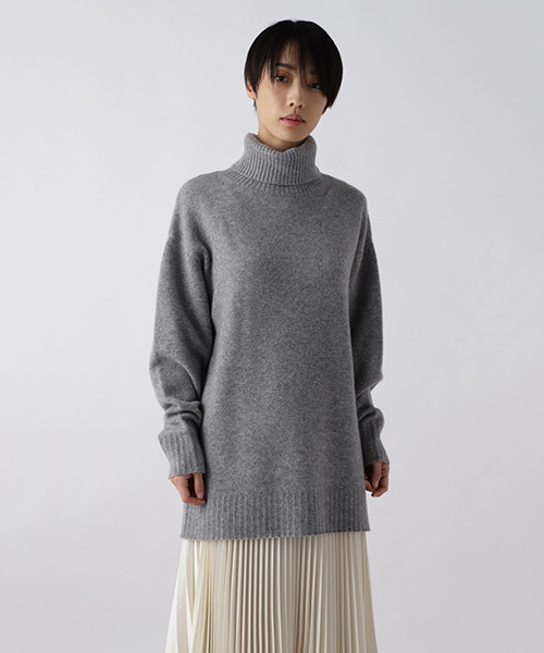 新素材新作 カシミアタートルネックプルオーバー(ニット/セーター)|H/standard(アッシュ・スタンダード)のファッション通販, ファッションジュエリーem(エム):81c8e2c0 --- 888tattoo.eu.org