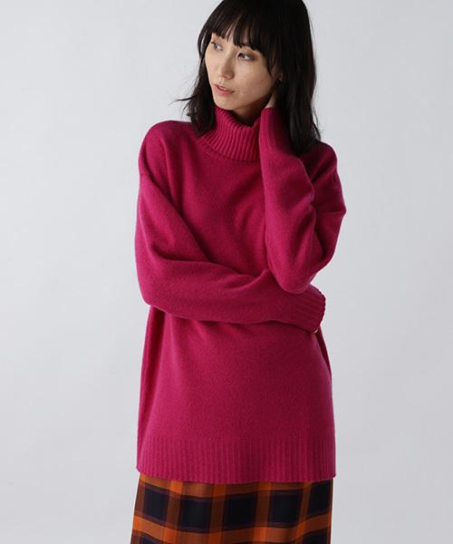 人気ブラドン カシミアタートルネックプルオーバー(ニット/セーター)|H/standard(アッシュ・スタンダード)のファッション通販, カウリ ドロップ:5125c91a --- 888tattoo.eu.org