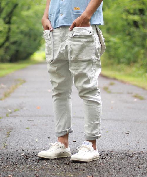 人気が高い 【ネイタルデザイン】G55 Pants サルエルフラップデニム カリブ/ G55 NATAL Sarouel Flap Denim カリブ/ G55 Pants CARIB(デニムパンツ)|NATAL DESIGN(ネイタルデザイン)のファッション通販, BROOM  革バッグかばん:d6e47bdf --- blog.buypower.ng