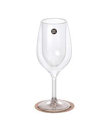 PUEBCO(プエブコ)のDOUBLE WALL WINE GLASS(グラス/マグカップ/タンブラー)