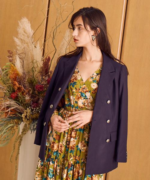 超人気高品質 ダブルジャケット(テーラードジャケット)|DRWCYS(ドロシーズ)のファッション通販, WEDNESCO.,LTD:d98cacbd --- tsuburaya.azurewebsites.net