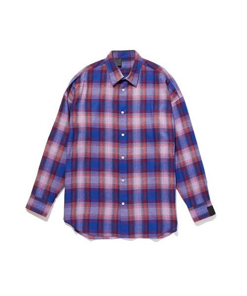 FALL2019 FLANNEL SHIRT