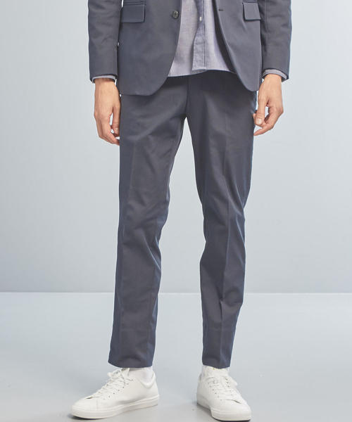 【WORK TRIP OUTFITS】P ツイル スリム NP《伸縮性》.