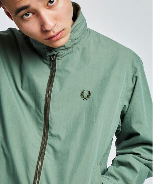 大きい割引 Shirt Harrington FRED Jacket(ブルゾン)|FRED Harrington PERRY(フレッドペリー)のファッション通販, 【スーパーセール】:92323f3c --- wiratourjogja.com