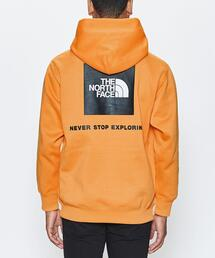 <THE NORTH FACE> BACK LOGO HD/パーカー