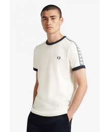 FRED PERRY(フレッドペリー)のTaped Ringer T-Shirt(Tシャツ/カットソー)