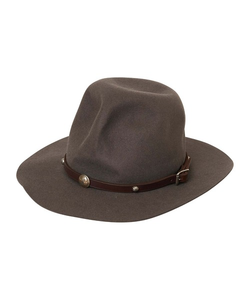 OLD STUD×STETSON × HYSTERIC/CONCHO BELTハット