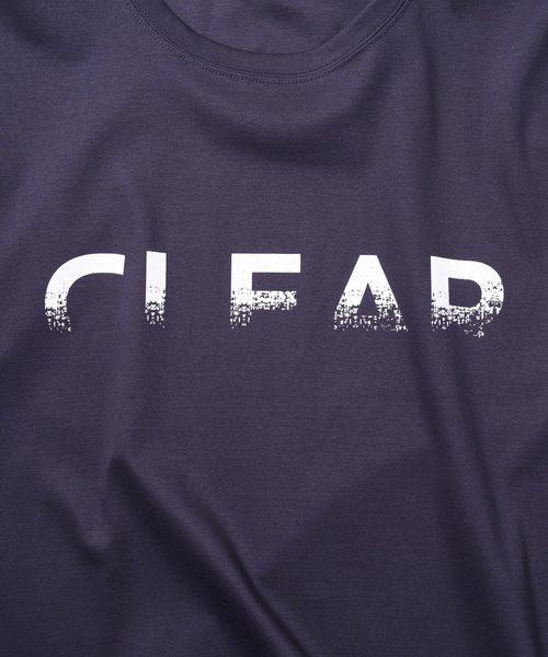 CLEAR GRADATION TEE