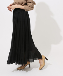 AZUL BY MOUSSY(アズールバイマウジー)のWASHER MAXI SKIRT(スカート)