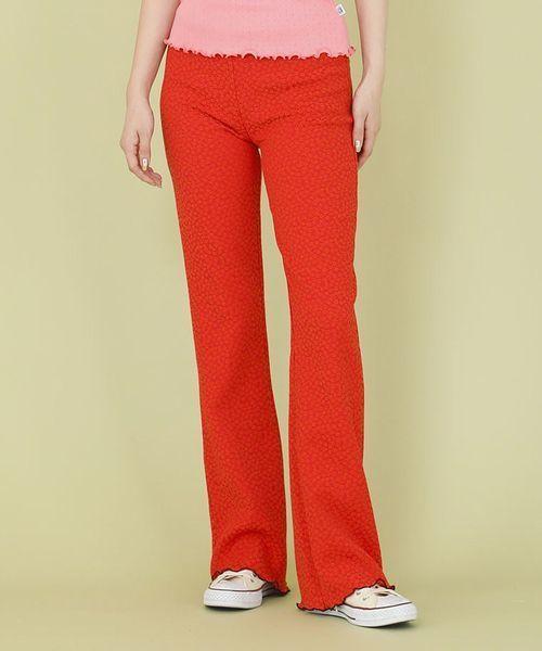 【超歓迎された】 LittleSunnyBite/リトルサニーバイト/Flower L.H.P pants(パンツ)|Little sunny bite(リトルサニーバイト)のファッション通販, 天然石ビーズ 石の蔵:e9a57dad --- kredo24.ru