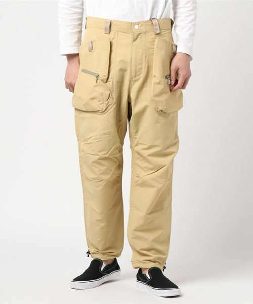 【MOUNTAIN SMITH/マウンテンスミス】2020SS Garfield Pants Light