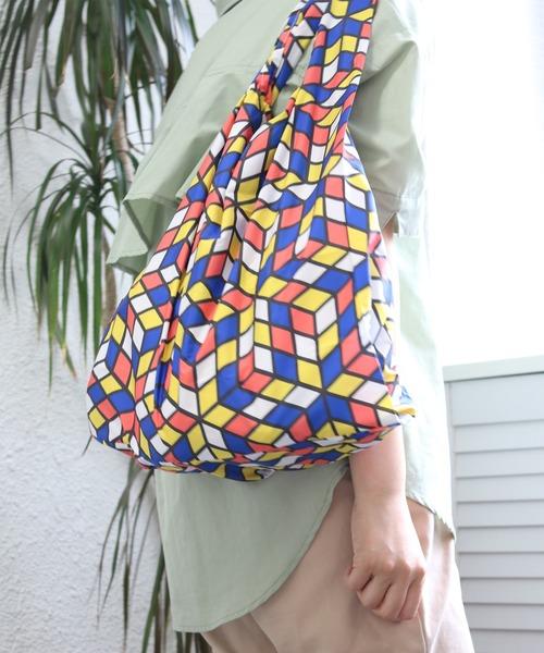 KIND BAG(カインドバッグ)の「〈KIND BAG/カインドバッグ〉プラスチック再生エコバッグ(エコバッグ/サブバッグ)」|その他