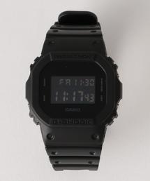 <G-SHOCK> Solid Colors DW-5600BB-1JF/ソリッドカラーズ 腕時計