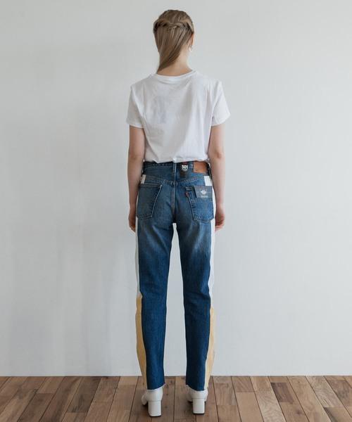 パーフェクトTシャツ REVERSE HSMK WHITE