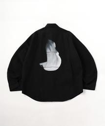 ALMOST BLACK(オールモスト ブラック)SHIRT