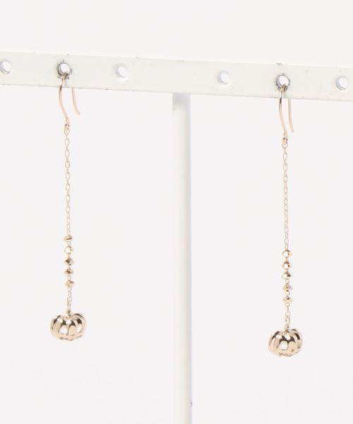 殿堂 K10 L&Co.,ジュエル おばけかぼちゃ クローゼット おばけかぼちゃ ピアス(ピアス(両耳用))|Jewel closet by L&Co.(ジュエルクローゼットバイエルアンドコー)のファッション通販, 大漁カーペット:c651b1b4 --- rise-of-the-knights.de