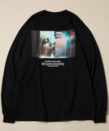 AIVER(アイバー)のCASPER JOHN AIVER GENDER PHOTO L/S TEE(Tシャツ/カットソー)