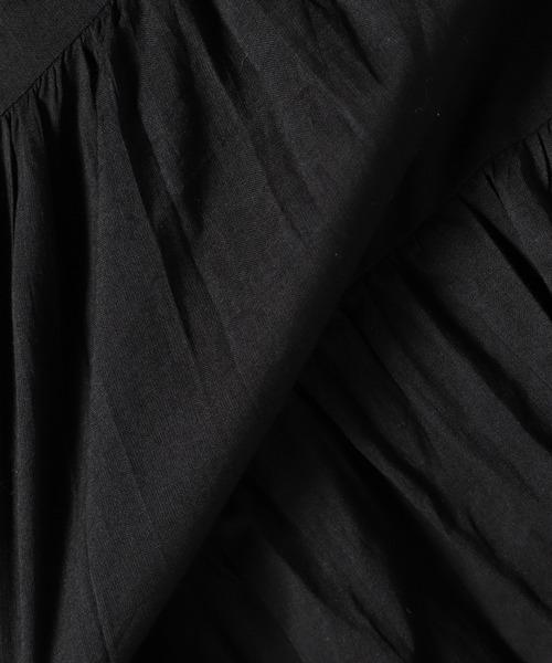 IENA(イエナ)の「【MARIHA/マリハ】IENA別注 ショートドレス◆(ワンピース)」|詳細画像