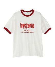 HYSTERICATS Tシャツレッド