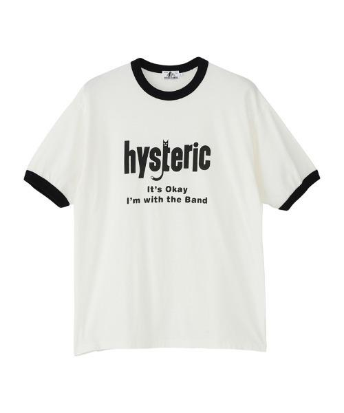 HYSTERICATS Tシャツ