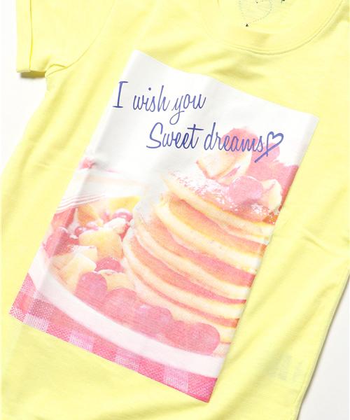 JUNK SOUL / ジャンクソウル Sweet dreams T-shirt (GIRLS)