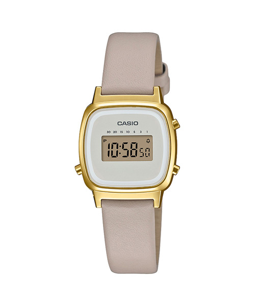 29e3ce7769 CASIO(カシオ)のCASIO STANDARD / LADIES' DIGITAL / LA670WFL-9JF(