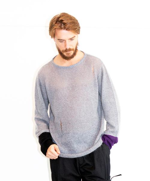 人気の W CAT HAND HAND CAT KNIT(ニット/セーター)|VIRGOwearworks(ヴァルゴウェアワークス)のファッション通販, under basic:bf0750cf --- talkonomy.com