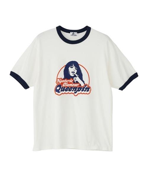 QUEENPIN Tシャツ