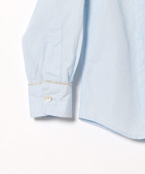 ARCH&LINE / ピンタック シャツ (ユニセックス 105~150cm)