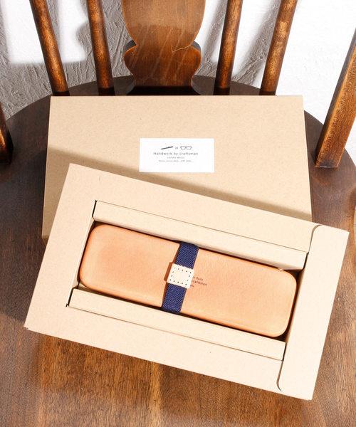 Butler Verner Sails バトラーバーナーセイルズ / Molded leather pen case モールドレザー ペンケースSサイズ / JU-2285