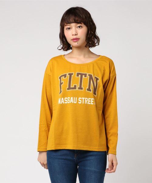 ・FLTN Tシャツ