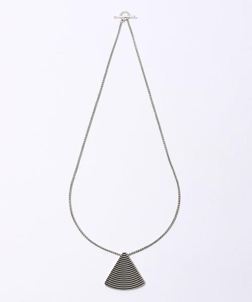 最新作の PHILLIPE AUDIBERT トライアングルトップネックレス(ネックレス) AUDIBERT|TOMORROWLAND(トゥモローランド)のファッション通販, pirarucu online shop:db06d45e --- apiceconstrutora.com.br
