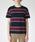 BLACK LABEL CRESTBRIDGE(ブラックレーベル・クレストブリッジ)の「ラガーボーダーT(Tシャツ/カットソー)」|ネイビー