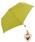 Wpc.(ダブルピーシー)の「【Wpc.】オンライン限定無地アンブレラ(晴雨兼用) ハートチャームmini(折りたたみ傘)」 グリーン